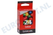 Inktcartridge No. 24 Color
