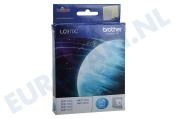Brother LC970C Brother printer Inktcartridge LC 970 Cyan DCP135C, DPC150C, DPC153C