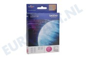Brother LC970M Brother printer Inktcartridge LC 970 Magenta DCP135C, DPC150C, DPC153C