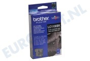 Brother LC1100BK Brother printer Inktcartridge LC 1100 Black MFC490CW,DCP385C