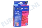 Brother LC1100M Brother printer Inktcartridge LC 1100 Magenta MFC490CW,DCP385C