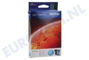 Brother LC1100HYC LC-1100HY-C Brother printer Inktcartridge LC-1100 Cyan DCP-6690CW, MFC-5890CN, MFC-5895CW