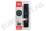 One For All  URC7955 URC 7955 One for all Smart Control 5 voor 5 apparaten