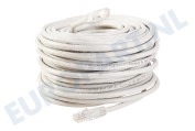 076322 Aansluitkabel UTP CABLE CAT6 SILVERLINE