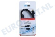Easyfiks  EASYCC-HDMIC-1.5M HDMI-Mini HDMI Kabel High Speed + Ethernet, 1.5 Meter 1.5 Meter, High Speed met Ethernet