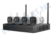 Imou  IMOU-KIT-G26EP-0360B Wireless Kit 4 kanalen