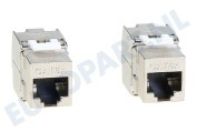 695020600 KS 6A/2 Shop Data Keystone Cat 6A - 2 Stuks