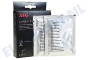 AEG Wasmachine 9029797090 E6WMI102 Super-Clean - WM set Diepreiniger