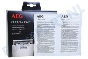 9029798056 A6WMDW12 AEG Clean & Care