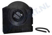 Corbero 9029793602 E3CFE303 Carbon Afzuigkap Filter Elica Model 303 DF4160