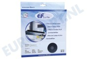 Ariston-Blue Air 90701, C00090701 Afzuigkap Filter Koolstoffilter AHIFM,   diameter 23cm
