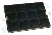 351210, 00351210 Filter Koolstof -2 beugels-