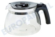 Melitta 6758146  Koffiekan Zwart, incl. deksel Enjoy Top, Enjoy II Top, Aromafresh