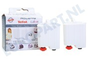 Tefal  XD9060E0 Antikalk Cartridge 2 stuks, LET OP DE AANSLUITING Easy Steam, Liberty, Fasteo