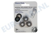 NewSPeak  4313042526305 Shaver-Parts HQ2, HP1917 HQ2, HP1917