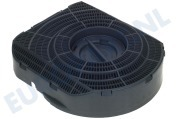 Whirlpool 484000008571 DO20 Afzuigkap Filter Koolstof  220x180x20mm DKF 43 (D020 filter)