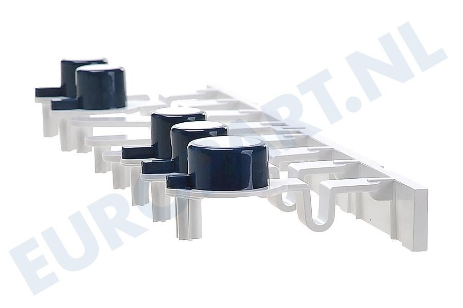 bauknecht 481241029557 knop drukknoppen 6 stuks. Black Bedroom Furniture Sets. Home Design Ideas