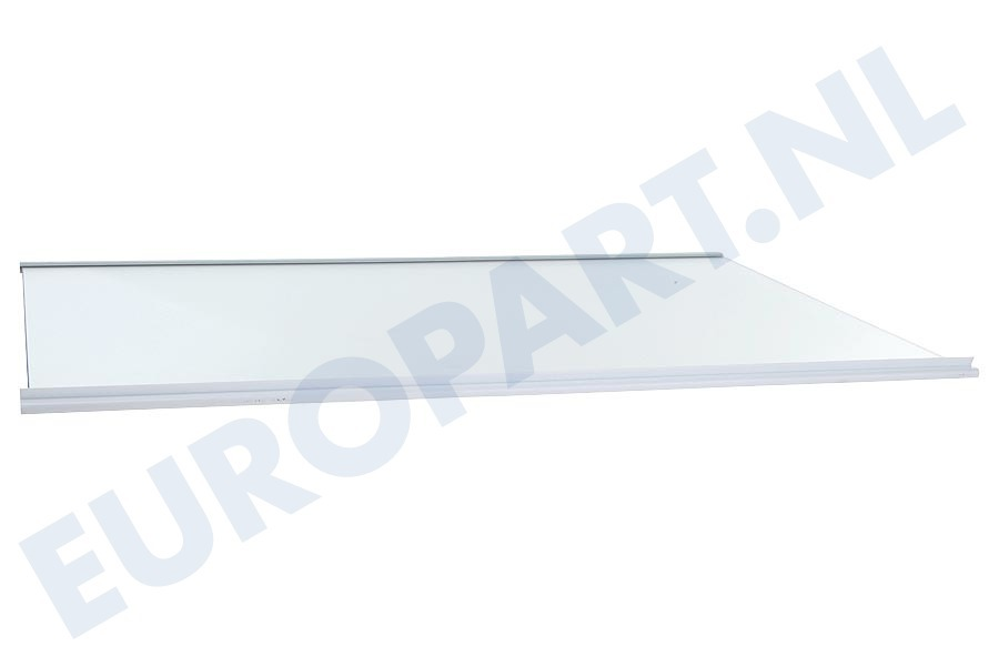 Ignis Koelkast 480132101134 Glasplaat 490x320mm met strip