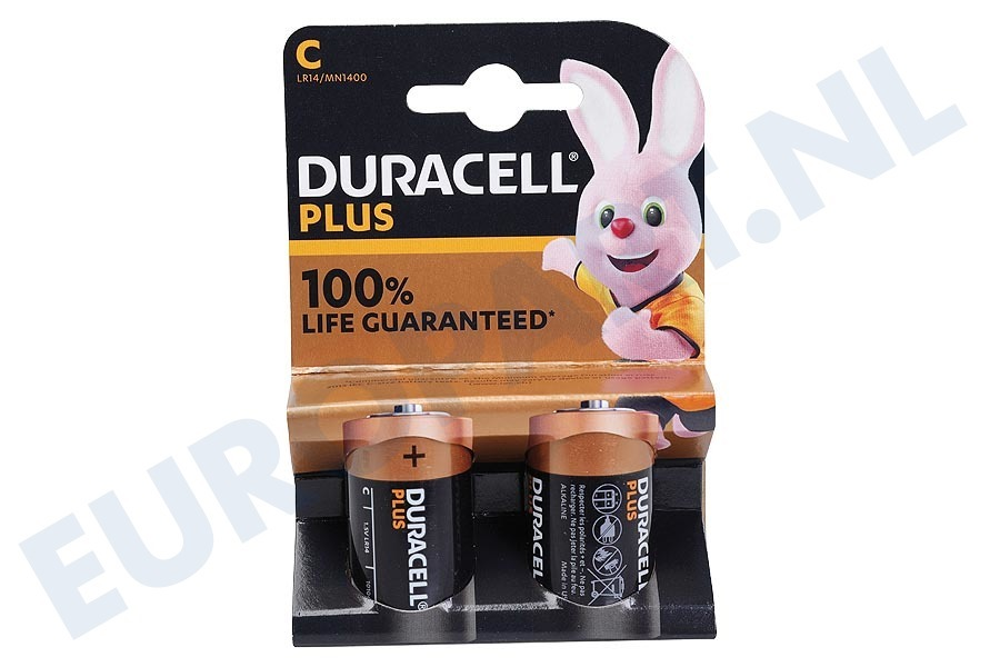 Duracell  15035000 LR14 C Baby