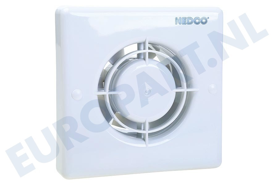 Nedco 61801400 CR100VT Badkamer en Toilet Ventilator