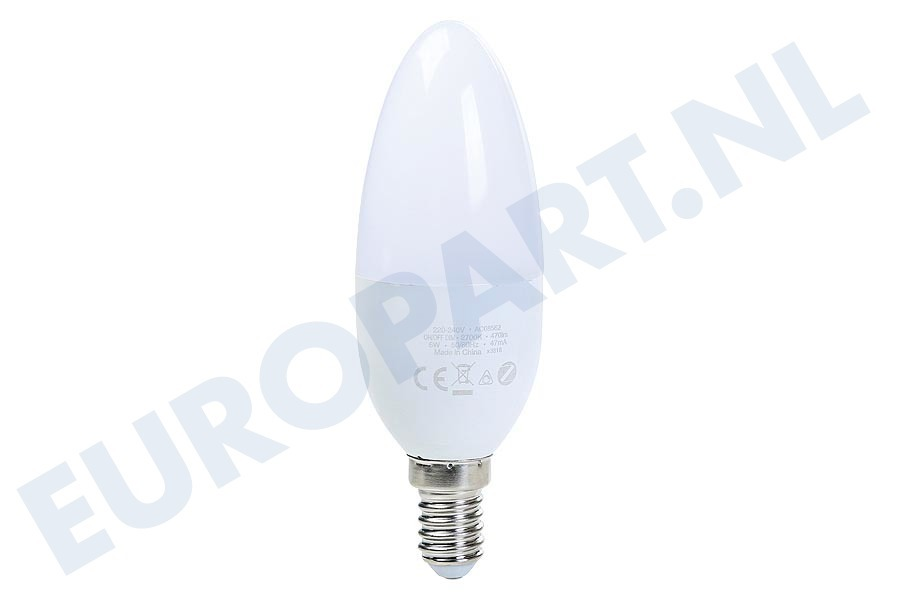 Osram  4058075152243 Smart+ Candle E14 Dimmable White 6W
