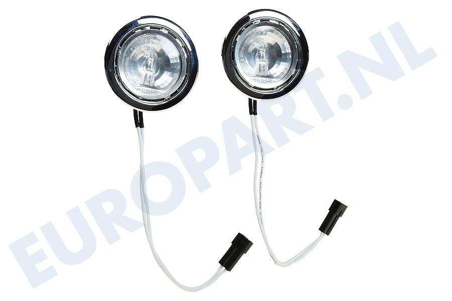 Novy  5089006 508-9006 Halogeenverlichting set (400048)